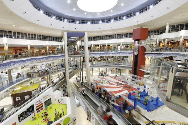 Centro Comercial Saler