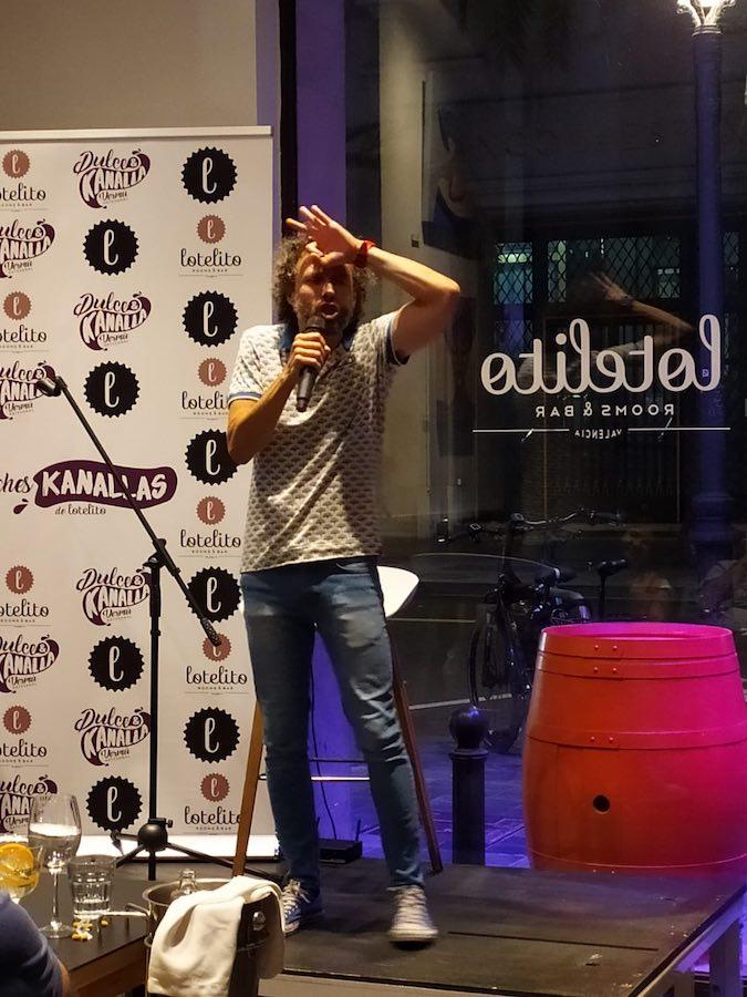 Noche Kanalla en Lotelito con Manu Badenes