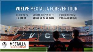 Vuelve Mestalla Forever Tour
