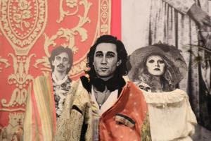 """exposición """"50 anys de seda i foc"""""""