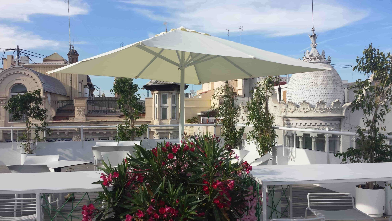 Terraza el Casino en Valencia para hacer Tardeo en Valencia