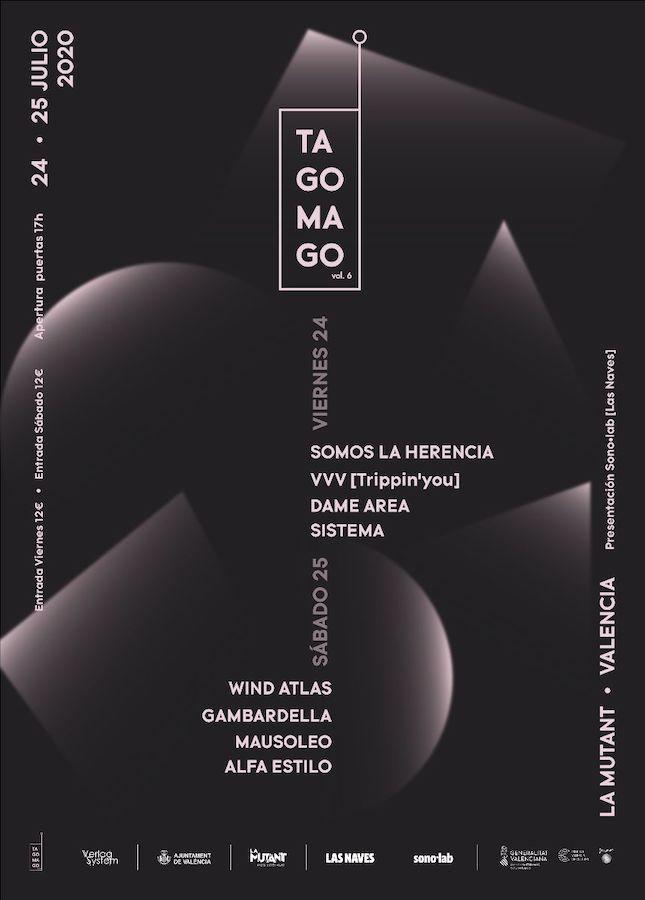 cartel Tagomago Fest vol 6