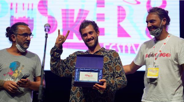 El valenciano Borja Catanesi, nombrado mejor músico callejero