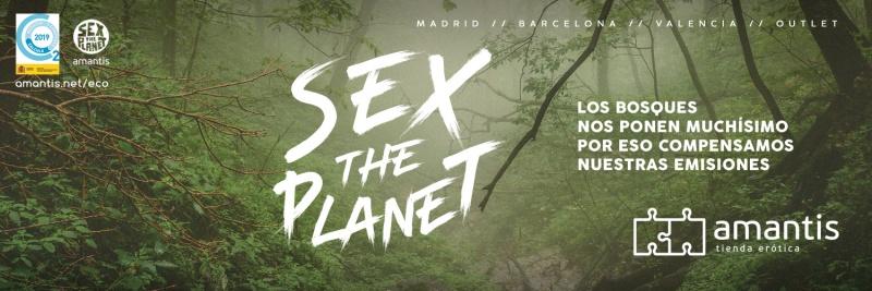 Amantis: Sex the planet