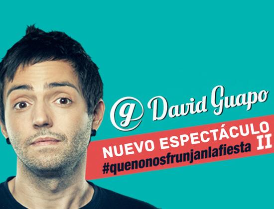 David Guapo en el Olympia