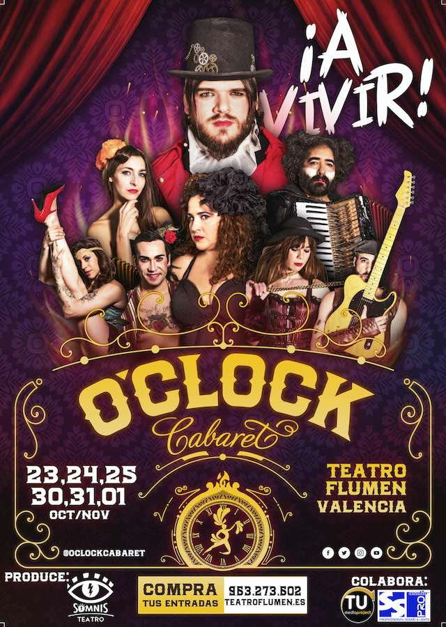 O'Clock Cabaret cartel