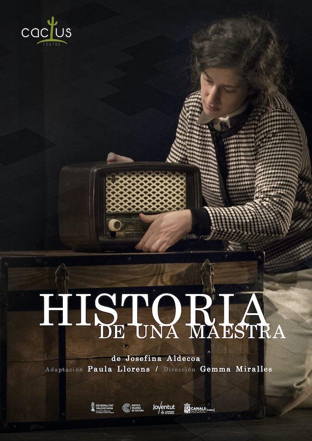Historia de una maestra, en el Teatre Talia