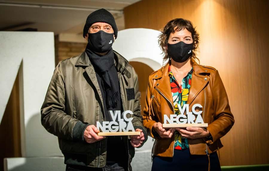 Ganadores de la 8ª edición de VLC NEGRA