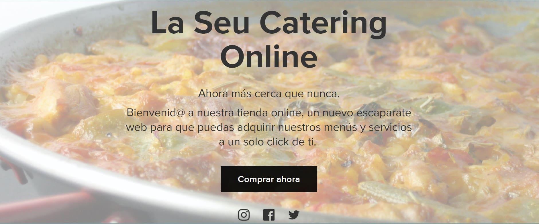 La seu catering