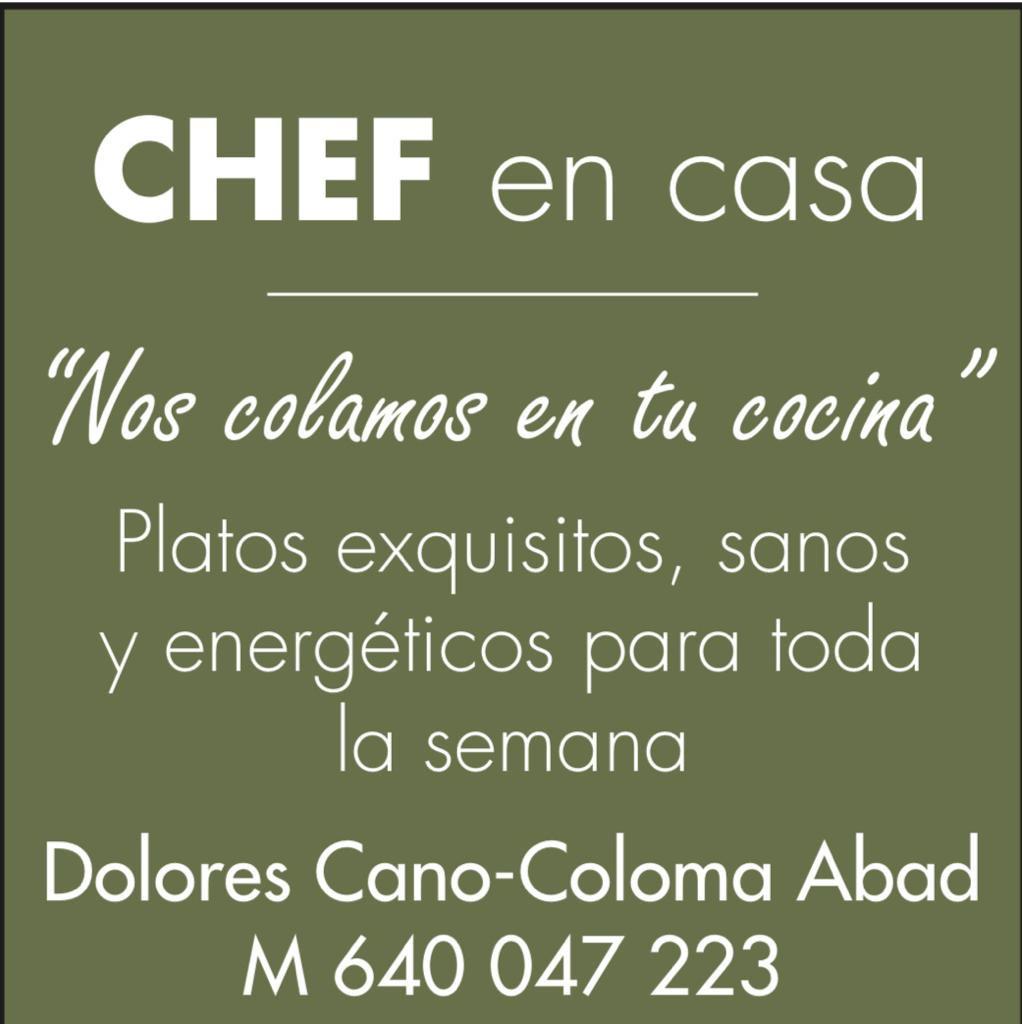 Chef en casa