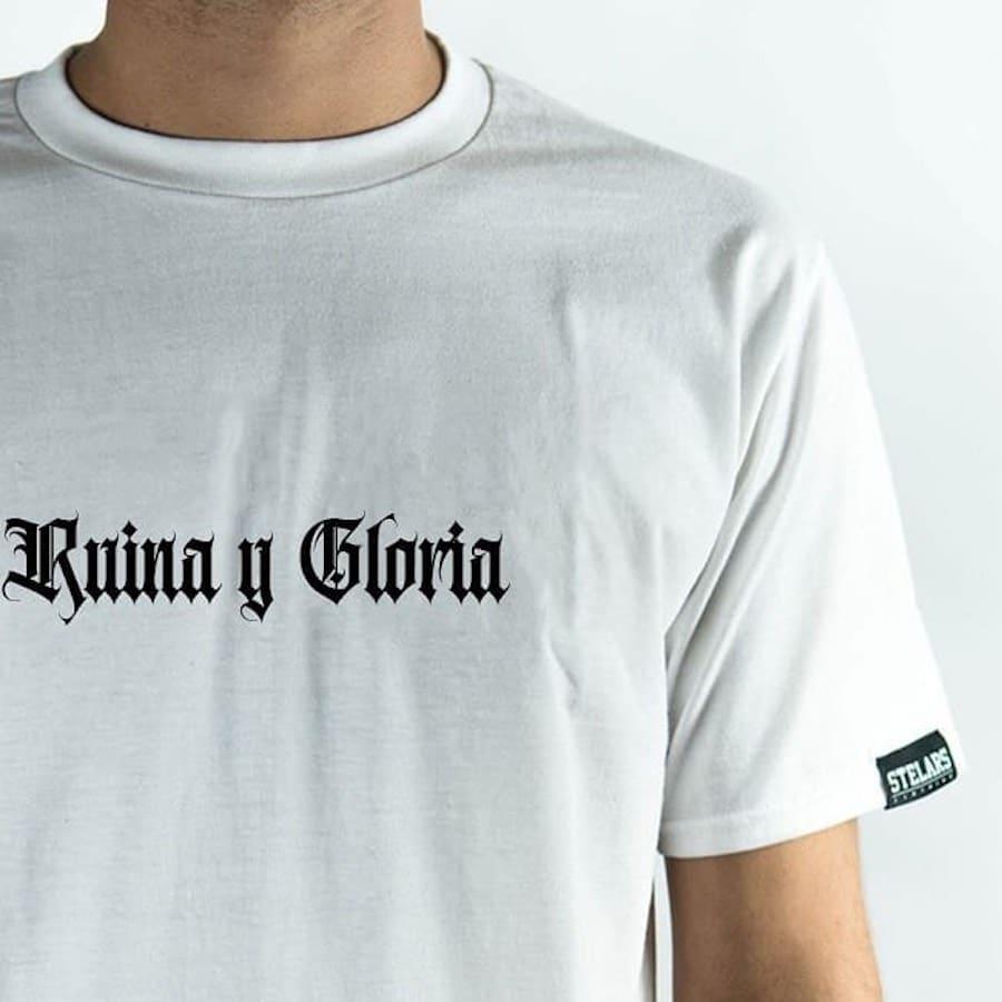 Camiseta pack ruina y gloria