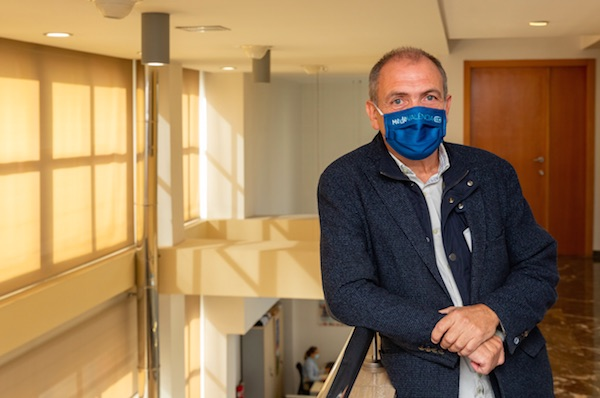 Antonio Bernabé entrevista