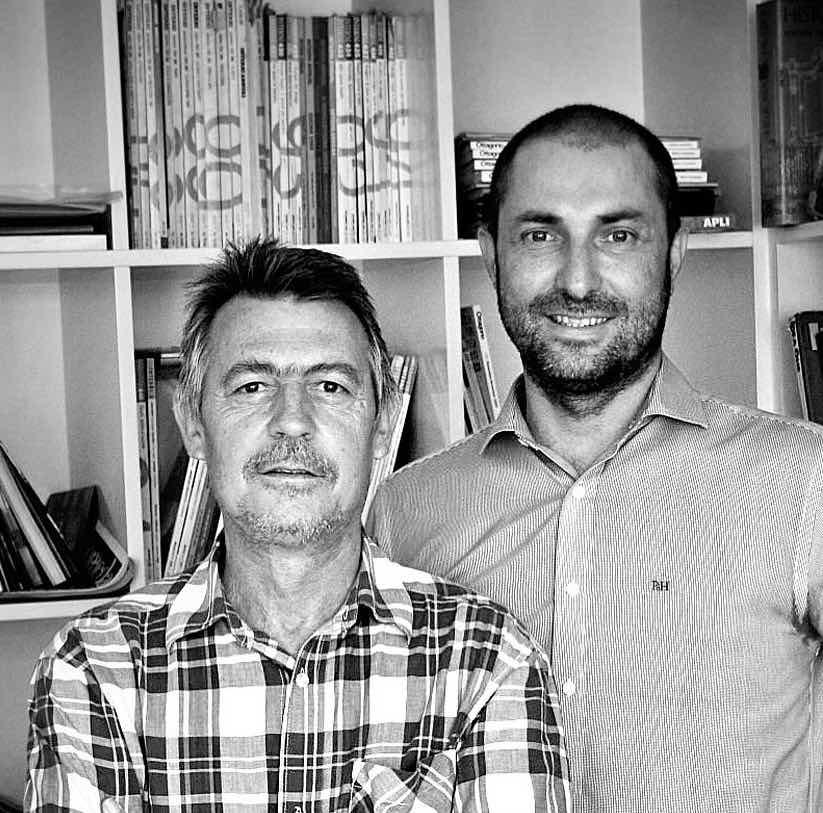 los diseñadores valencianos de la colección Aura